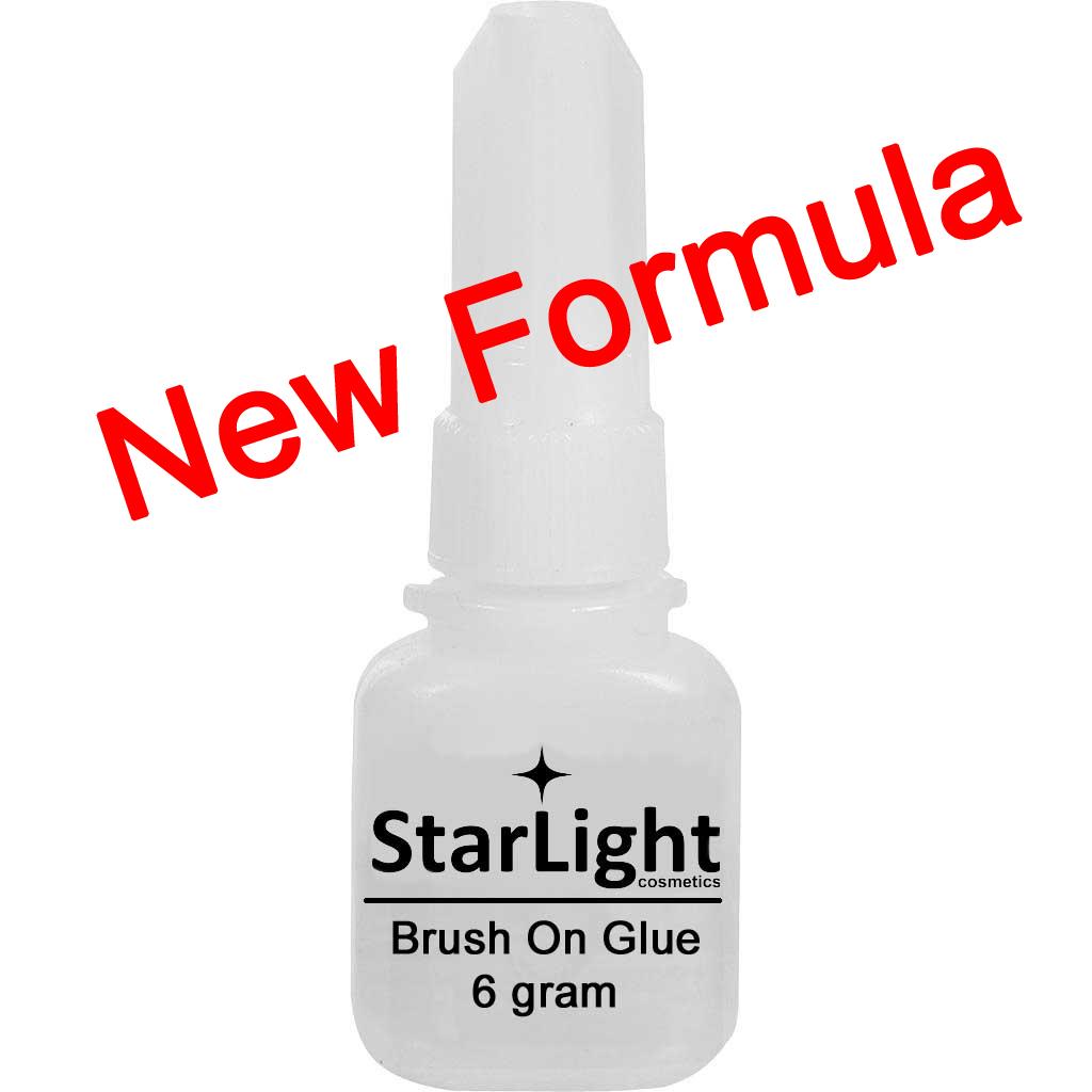 Naglar Brush On Glue - 6 gram
