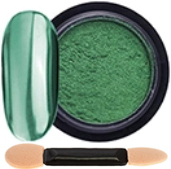 Naglar True Chrome Dark Green - 0,8 gram