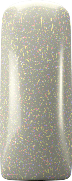 Gelpolish Holografic Silver - 15 ml
