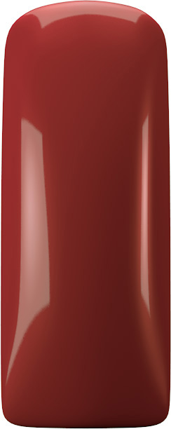 Naglar Gelpolish Rusty Red - 15 ml