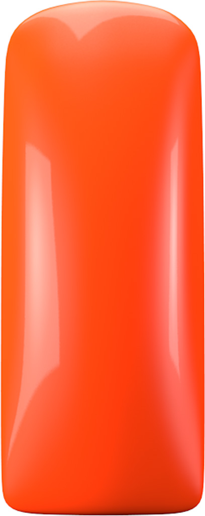 Naglar Gelpolish Neon Orange -15ml