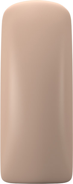 Naglar Matt Gelpolish Caff� Latte - 15 ml