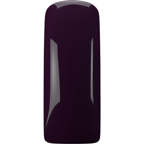 Naglar Gelpolish Darkest Purple - 15 ml