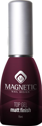 Top Gel Matt Finish - 15 ml