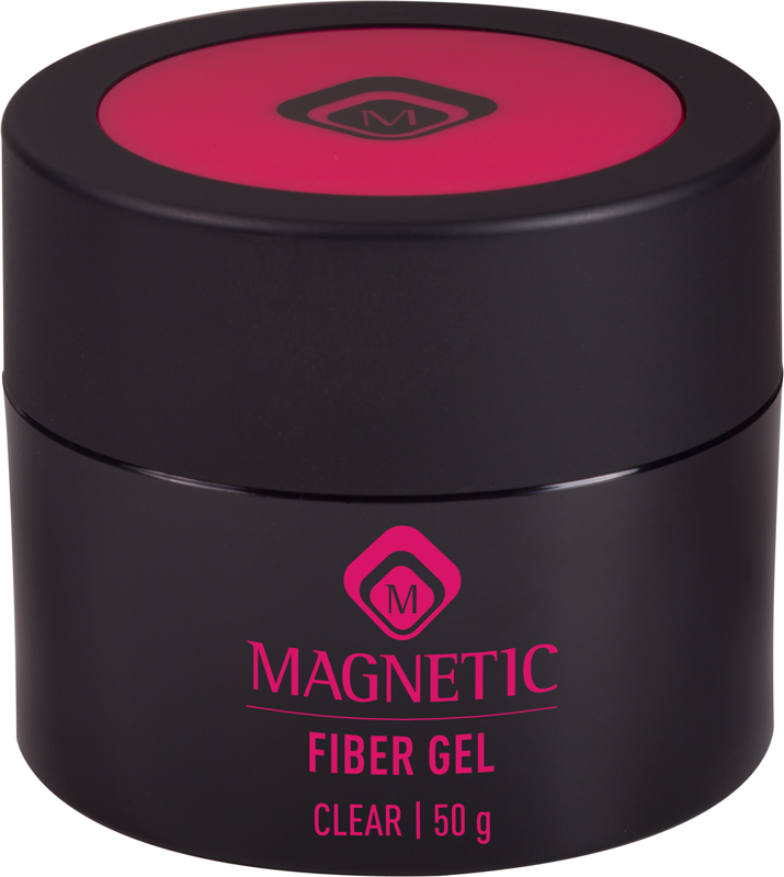 Naglar Sculpting Fiber Gel Clear - 50 gram