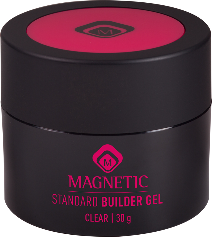 Naglar Standard Builder Gel Clear -30 gram