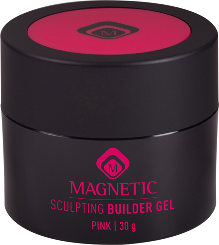 Naglar Sculpting Gel Pink - 30 gram