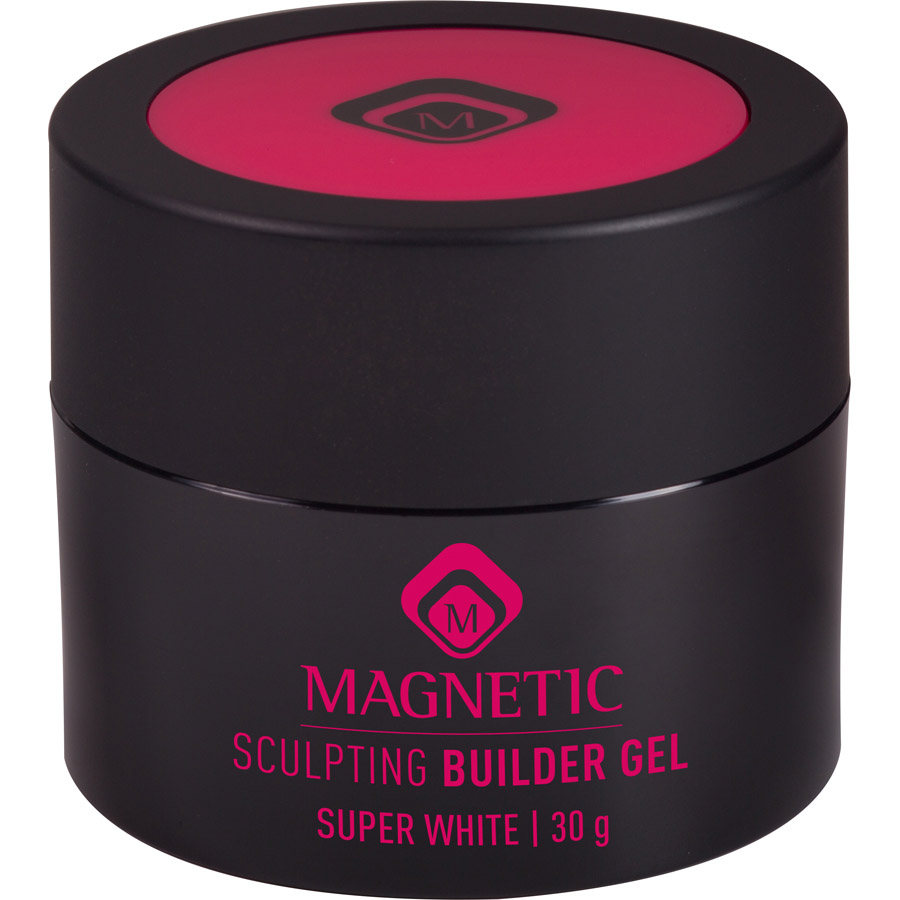 Naglar Super White Sculpting Gel - 30 gram