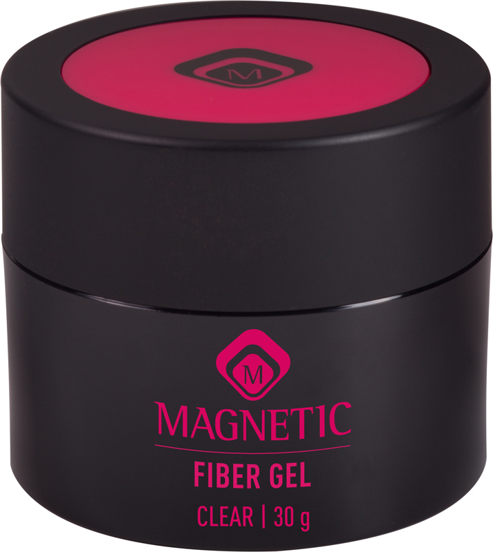 Naglar Sculpting Fiber Gel Clear - 30 gram