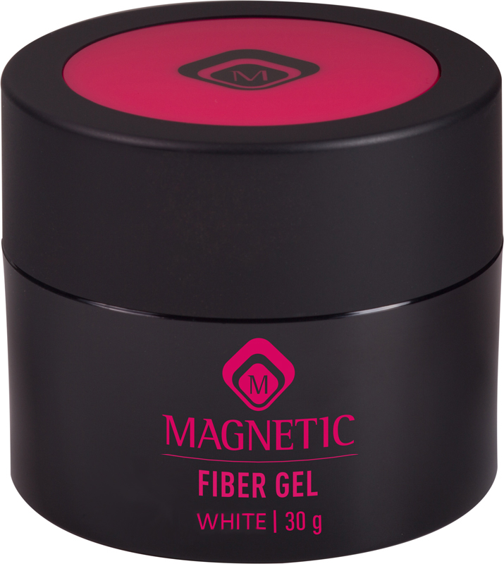 Naglar Sculpting Fiber Gel White - 30 gram