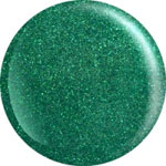 Naglar Soak Off Color Gel Festive Green - 7 gram