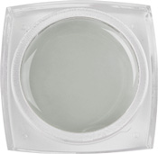 Naglar Color Gel Silver Metallic - 15 gram