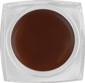 Naglar Color Gel Brown Metallic - 15 gram