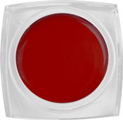 Naglar Color Gel Ferrari Red - 7,5 gram