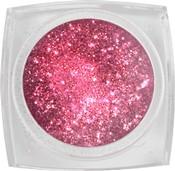 Naglar Glitter Gel  Blush Pink - 15 gram