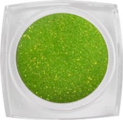Naglar Sparkle Gel  Tropicana Green - 15 gram