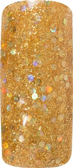 Naglar Color Gel Dazzling Gold - 7,5 gram