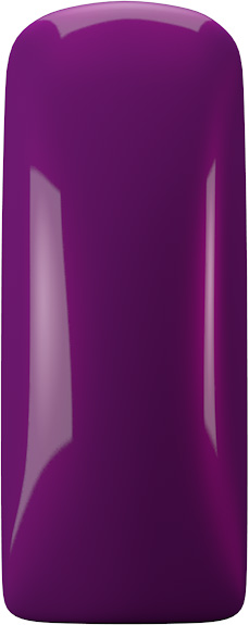 Naglar One Coat Color Gel (Nailart Gel) Purple - 7 ml