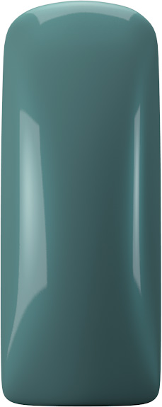 One Coat Color Gel (Nailart Gel) Turquoise - 7 ml