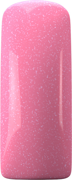 Naglar One Coat Color Gel (Nailart Gel) Sugar Pink - 7 ml