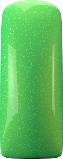 One Coat Color Gel (Nailart Gel) Apple Green - 7 ml
