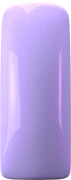 One Coat Color Gel (Nailart Gel) Lavender Shimmer - 7 ml