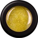 Naglar Glitterpulver Yellow - 15 gram
