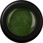 Naglar Glitterpulver Green - 15 gram