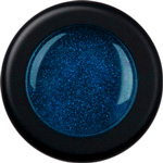Naglar Glitterpulver Blue - 15 gram