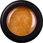 Naglar Glitterpulver Orange - 15 gram