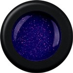 Naglar Glitterpulver  Shocking Blue - 15 gram