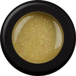 Naglar Glitterpulver Lemon - 15 gram