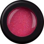 Naglar Glitterpulver Fuchsia - 15 gram