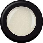 Naglar Glitterpulver White - 15 gram