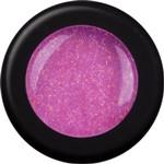 Naglar Glitterpulver Circus Pink - 15 gram
