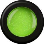 Naglar Glitterpulver Tropicana Green - 15 gram