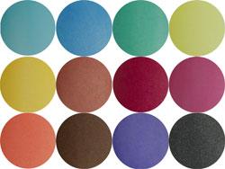 Naglar Pro-Formula Blieckendahl Color Collection - 3 gram x 12 st