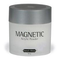Naglar Akryl Standard French White - 50 gram