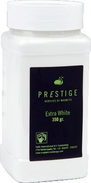 Naglar PRESTIGE Extra White - 350 gram