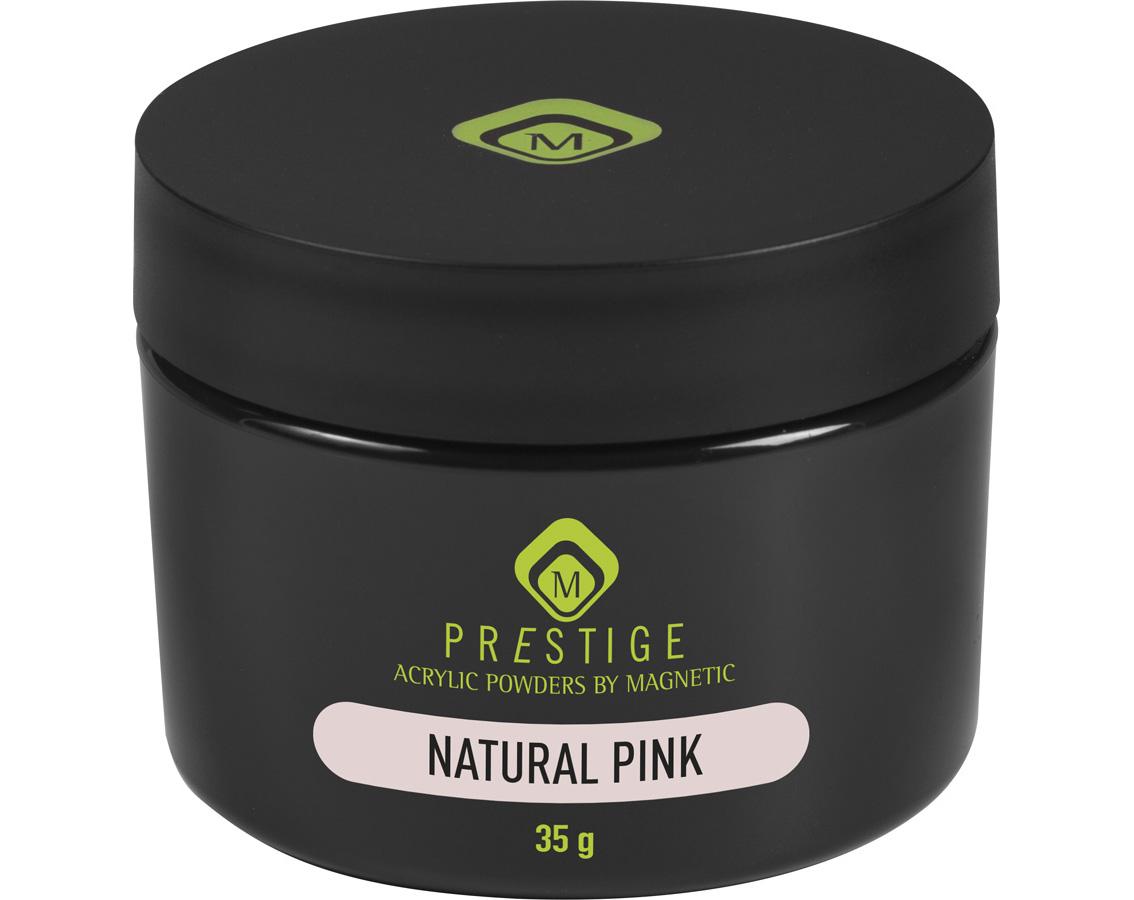 Naglar PRESTIGE Natural Pink - 35 gram