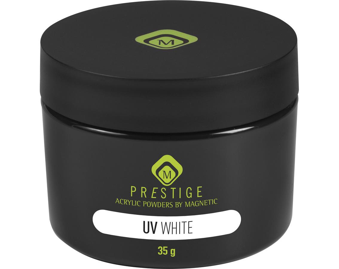 Naglar Prestige UV White - 35 gram