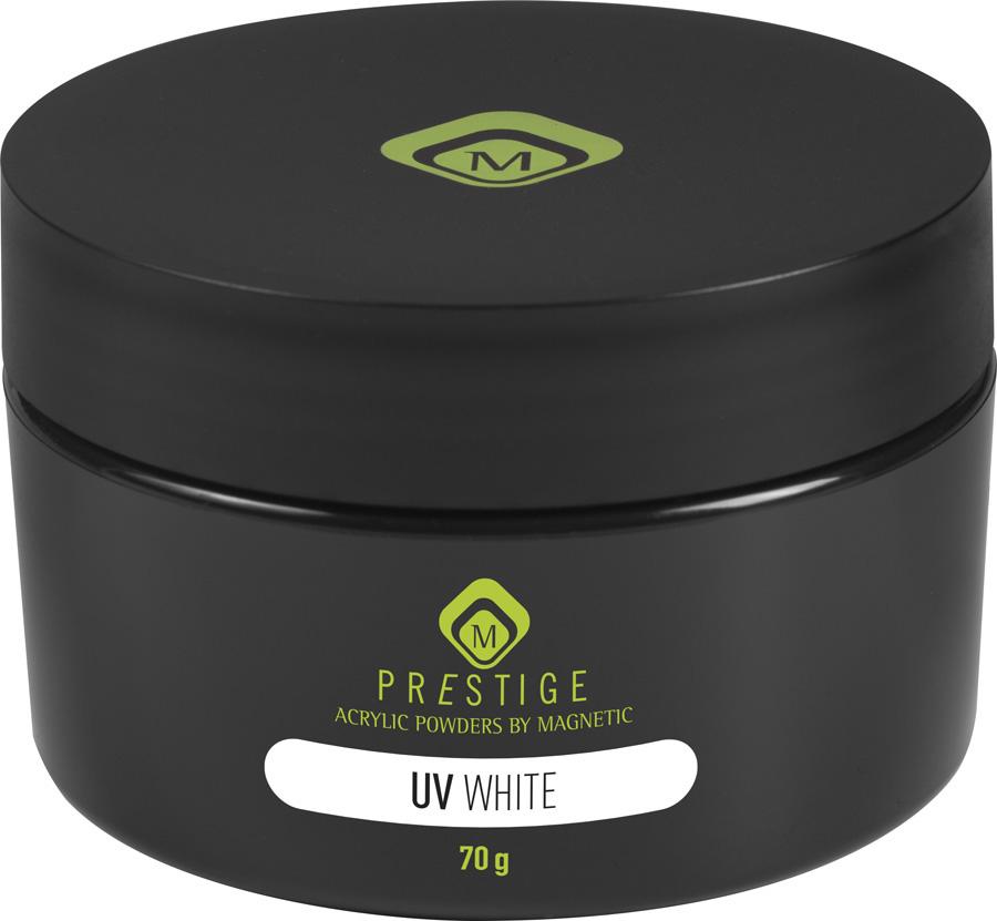 Naglar Prestige UV White - 70 gram