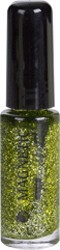 Naglar Stripe It  Lime Glitter - 9,5 gram