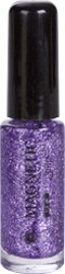Naglar Stripe It  Purple Glitter - 9,5 gram