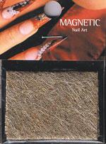 Naglar Silk Net Compact - Gold