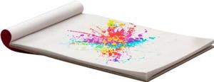Naglar Paper Nail Art Pallette - 50 st