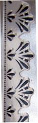 Naglar Nail Sticker Strip 5 x 350 mm - 032