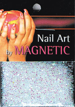 Naglar Sprinklets - White Iris