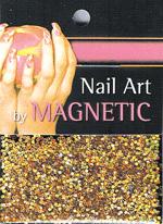 Naglar Sprinklets - Hologram Gold