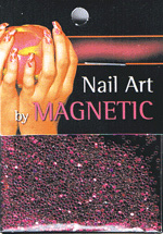 Naglar Sprinklets - Fuchsia